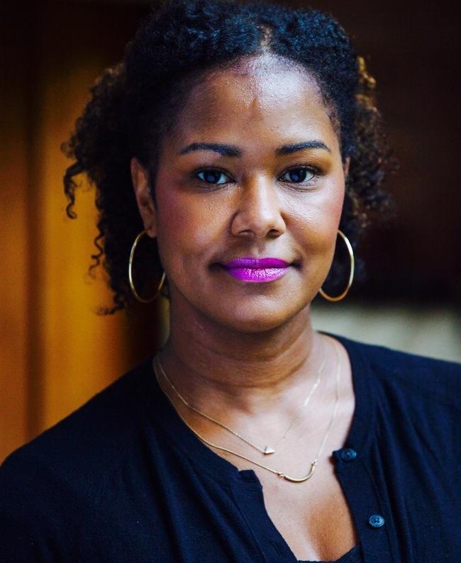 Photo of Reimagining Biography panelist Soyica Colbert