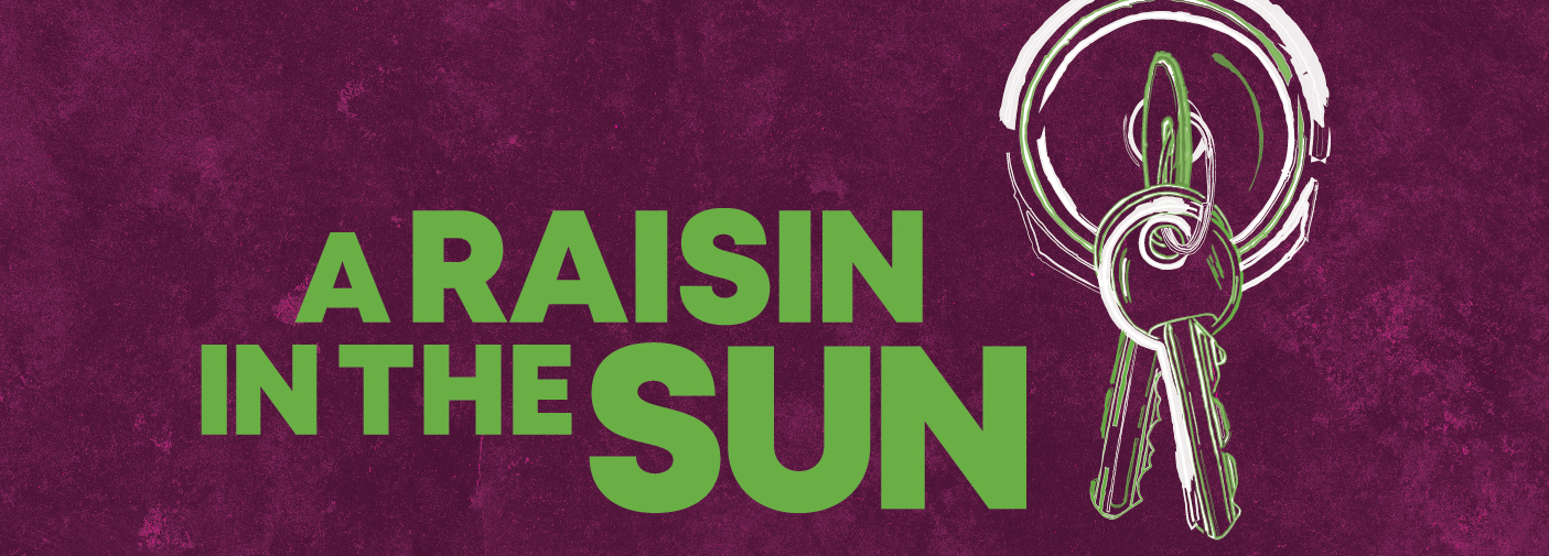 Poster for 2019 production of A Raisin in the Sun