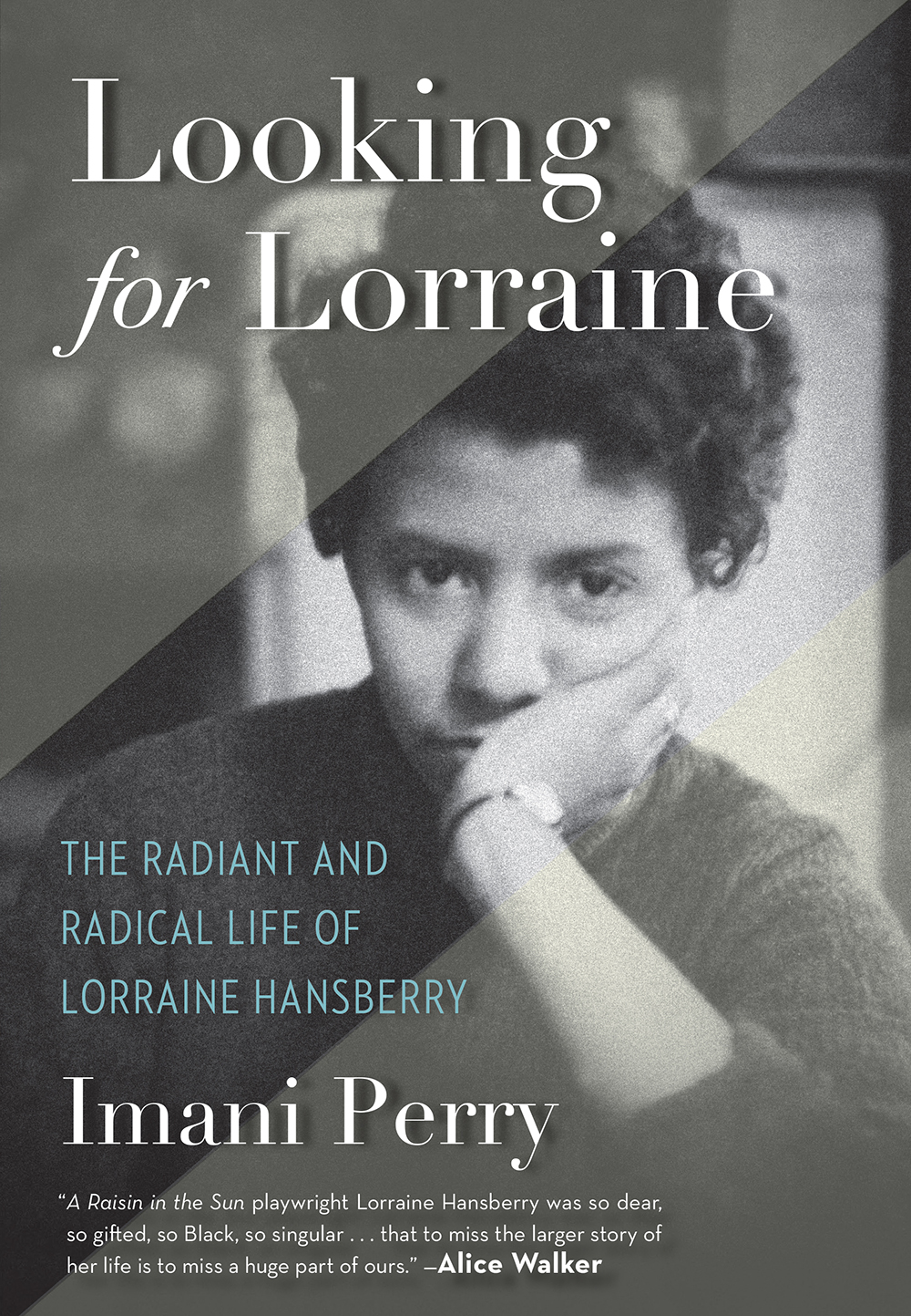 image of book cover of Looking for Lorraine by Imani Perry