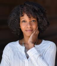 Photo of Reimagining Biography panelist Imani Perry