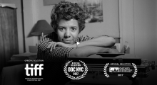 Image of Lorraine Hansberry: Seeing Eyes/Feeling Heart official selection Toronto International FIlm Fesitival