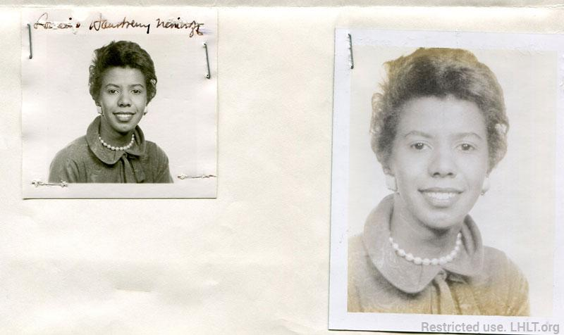 a biography of lorraine hansberry a very inspiring black female writer This one's about les blancs, lorraine hansberry's last play  and fantasy  authors before and after her, hansberry is able to analyze real-life  renders the  essence of african independence as a dancing woman bearing a spear  most  blacks that's a racially charged name), and tshembe, a black native.
