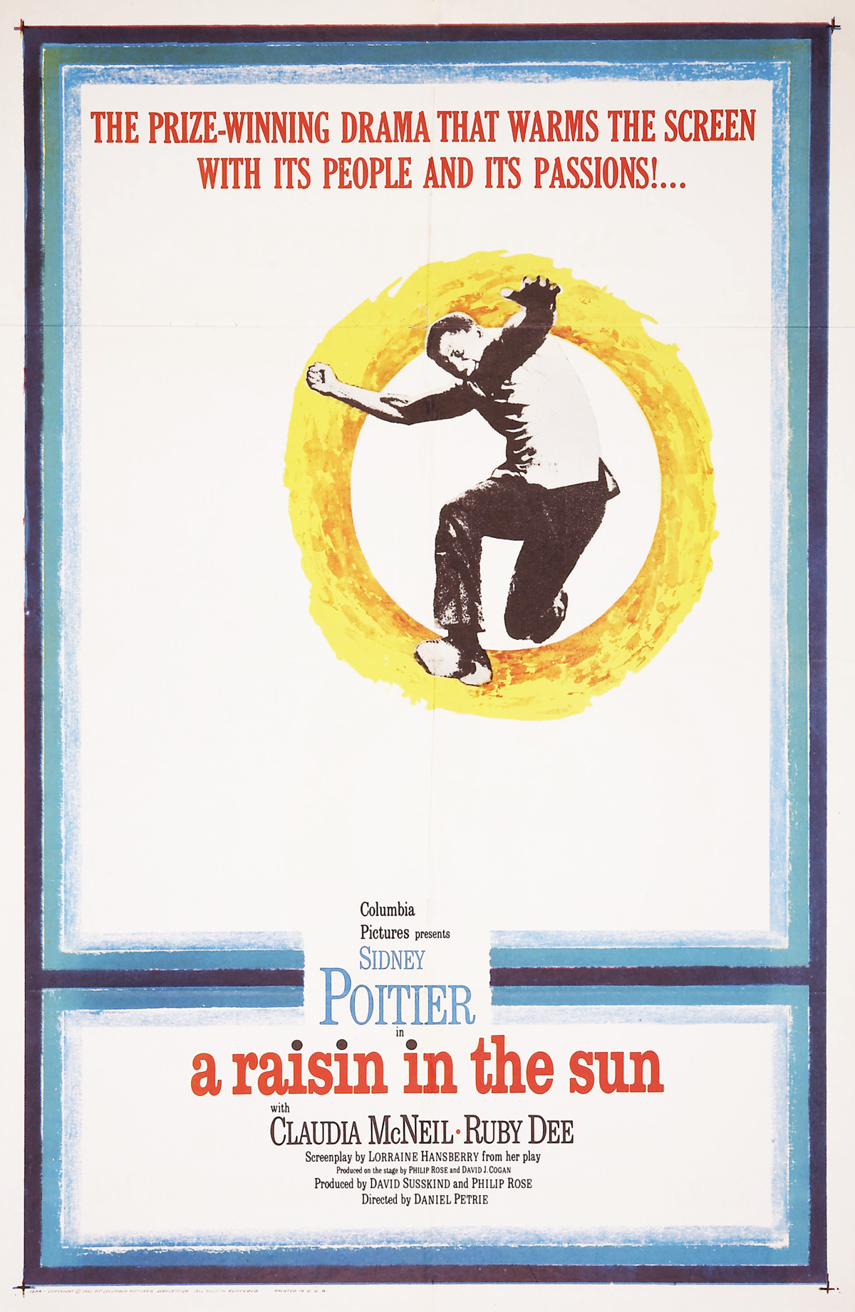 rasin in the sun A contemporary work was written by playwright lorraine hansberry about the life  of a lower-class chicago southside black family in the late.